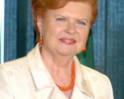 Бывший президент Латвии шоки…