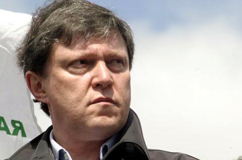 Явлинский: Крым - не наш