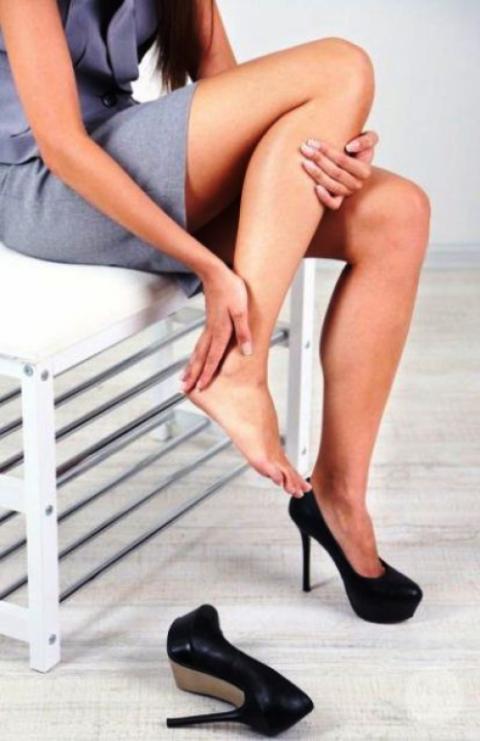 Как дать отдых ногам и восст…