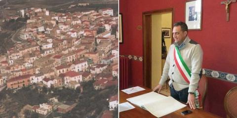 Кандела: Итальянский городок…