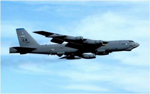 Разбор полётов Б-52 над Литв…