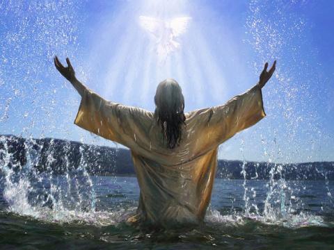 Скоро Крещение