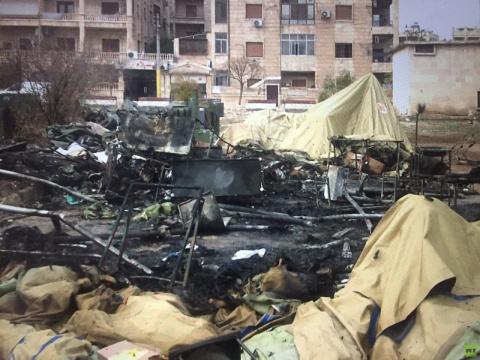 Ни один западный инструктор не должен покинуть Алеппо живым!