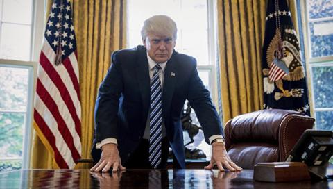 Трамп проведет переговоры с …