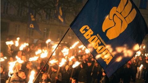 Говорите, что на Украине нет фашизма?