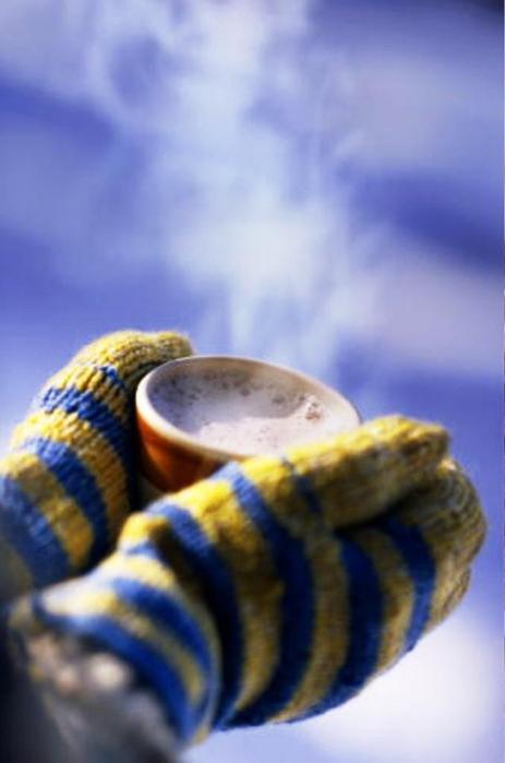 Как не замёрзнуть зимой. Что делать если сильно замерзли