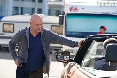 Гоша Куценко попал в больницу