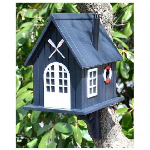 Скворечник — домик для птиц или произведение искусства?