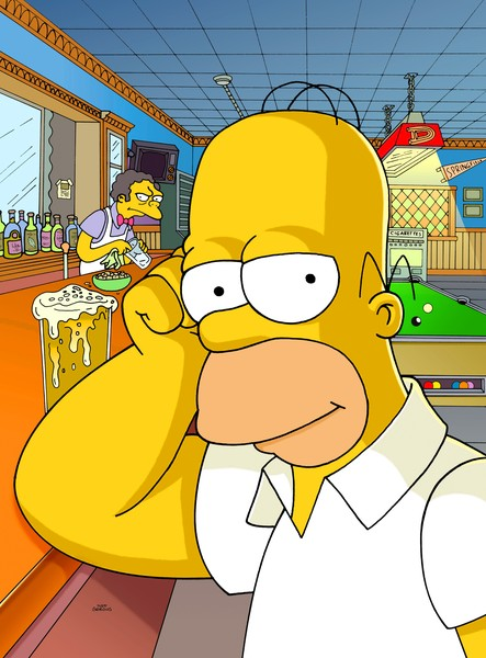 Правила жизни от Гомера Симпсона.