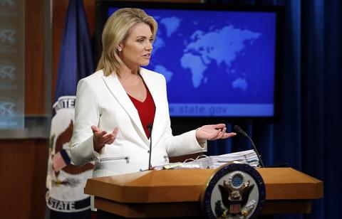 Госдеп призвал разместить миротворцев ООН на границе Украины и России