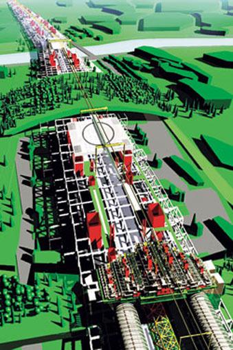 Биотрон — советский город будущего