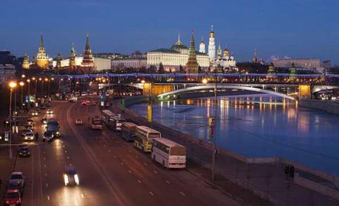 В Москве десантник избил жур…