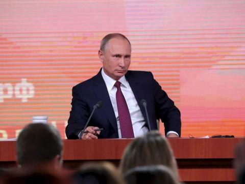 Владимир Путин: Уверен, что к ЧМ в России все будет сделано в срок и качественно
