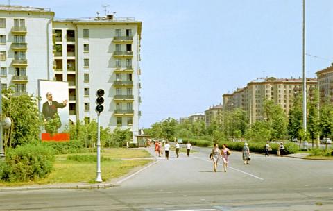 Ностальгия Хочу назад в СССР