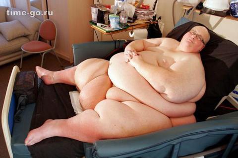 Этот жиртрест сбросил 300 кг…