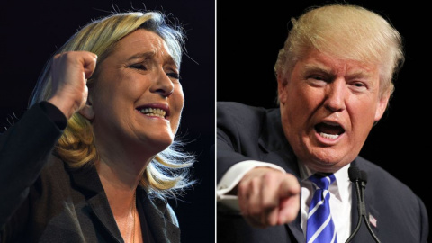 Ле Пен: президентство Трампа…