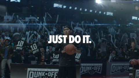 Nike отметил 25-летие слогана Just Do It