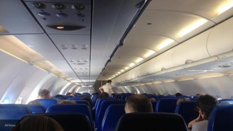 Рейс Гонконг - Москва задержали из-за тайфуна