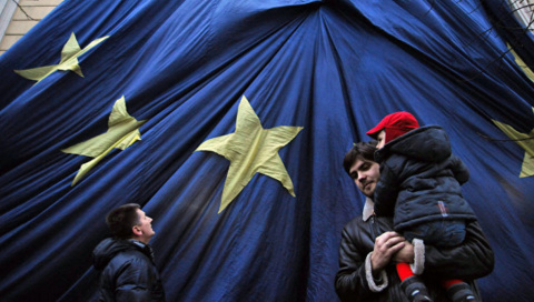 Украина всё ближе к «безвизу». Благодаря Януковичу