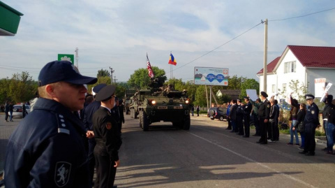 МО Молдавии просит НАТО помо…