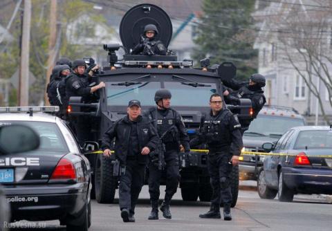 Майдан в Вашингтоне стартует 20 января