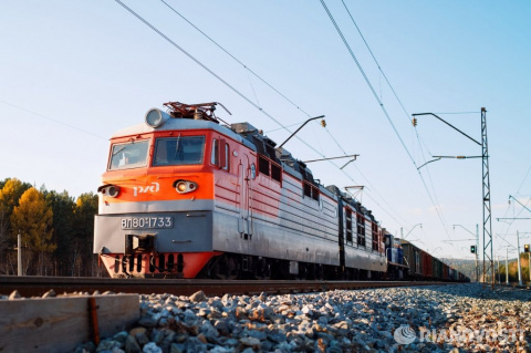 Приехали: Железную дорогу в обход Украины ввели в строй