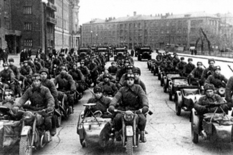 Военные машины СССР, рожденные за недели