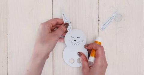 Простые игрушки из бумаги, которые можно сделать вместе с детьми