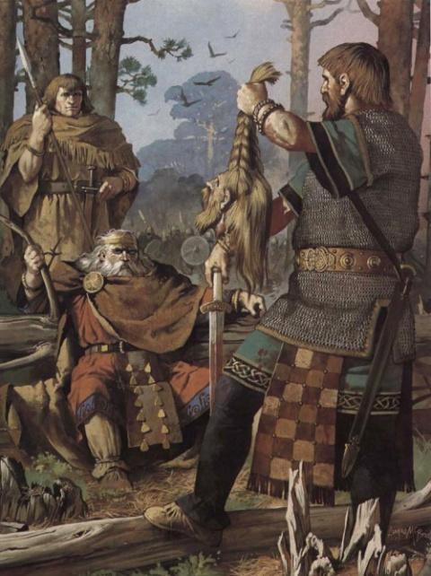 Древние кельты: от Галльштатта до Средневековья