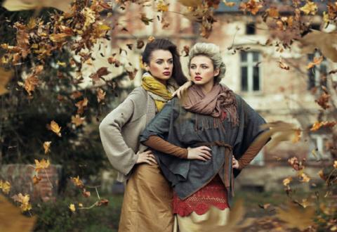 Многослойность в одежде как последний писк моды