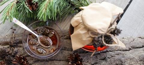 Варенье из шишек сосны — сам…