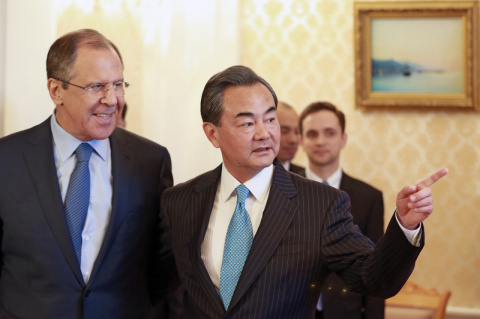 МИД Китая назвал отношения с Россией опорой мировой стабильности