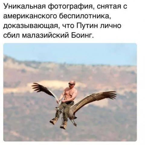 Австралийский премьер поблагодарил Путина за помощь в расследовании авиакатастрофы