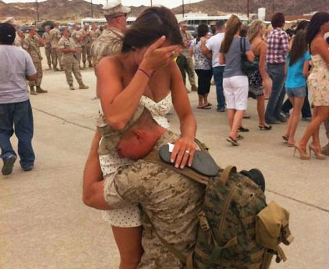 20 трогательных фотографий, …