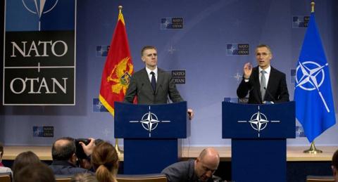 1999 - НАТО идет в Черногори…