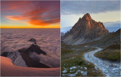 Неземная красота Альп: 20 за…