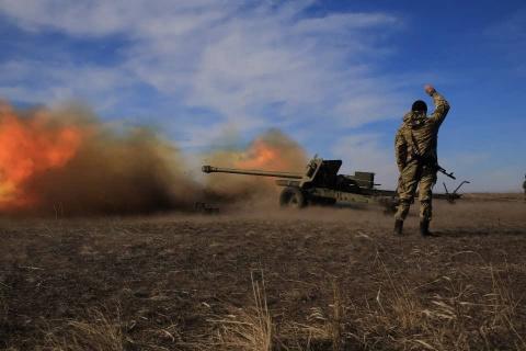 Киев за сутки атаковал 21 населённый пункт ДНР