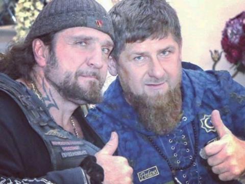 Кадыров заступился за Хирурга