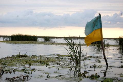 Обстановка на Украине больше похожа на болото