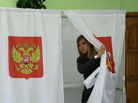В России официально началась предвыборная гонка за место президента страны