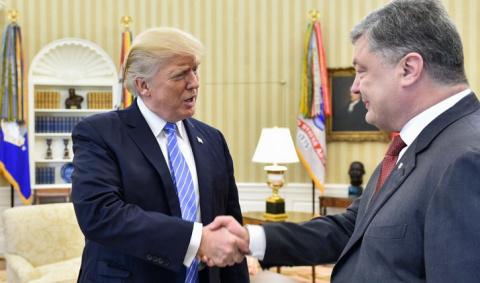 Трамп заманил Украину в нову…
