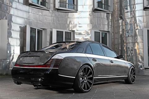 Потрясающий Maybach 57S от Night Luxury