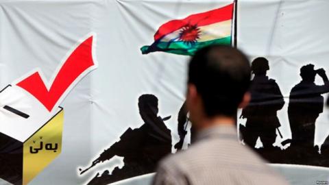 Турция угрожает Курдистану военным вторжением