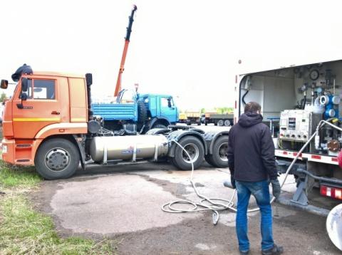 Впервые в России: КАМАЗ выпу…
