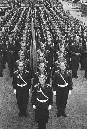 ВДВ на маневрах «Днепр-67»