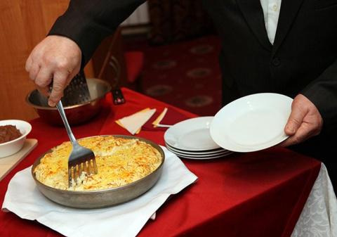 Картофельное суфле с сыром п…