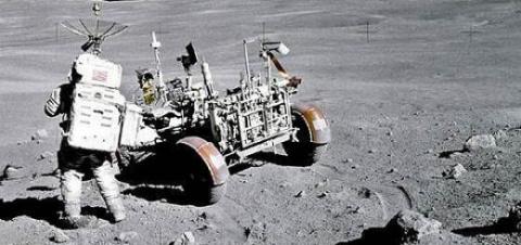 Лунный автомобиль Пиндостана