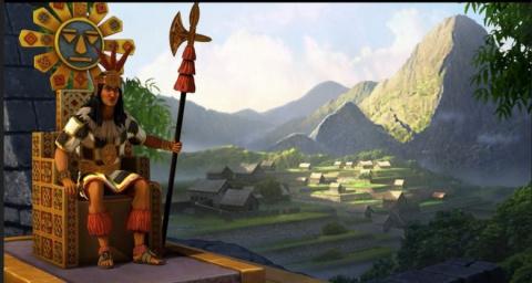 Загадки древнего Перу: Невер…