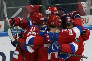 #РоссияВМоёмСердце: подопечные Олега Знарка одолели сборную Канады на Кубке Первого канала