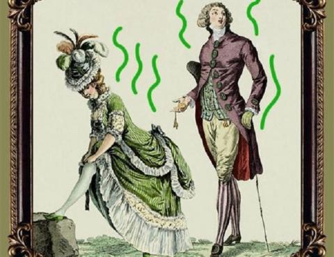 Гигиена в Средневековье: обычаи, в которые современному человеку трудно поверить
